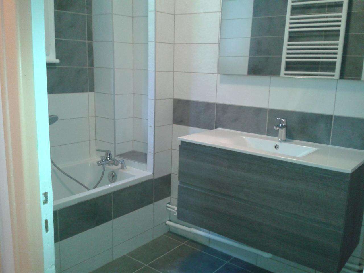 Salle de bains 5 Après Travaux