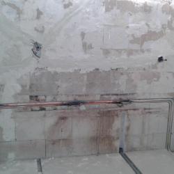 Salle de bains 12 avant Travaux