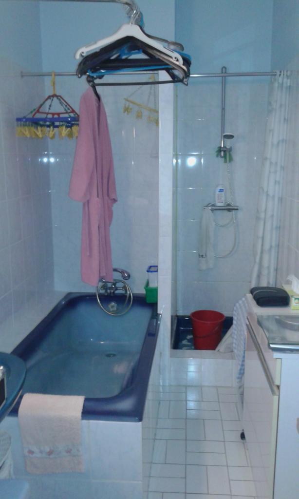 Salle de bains 13 Avant Travaux