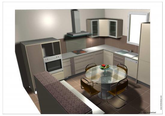 Project 0001 - Simulation 3d cuisine ...
