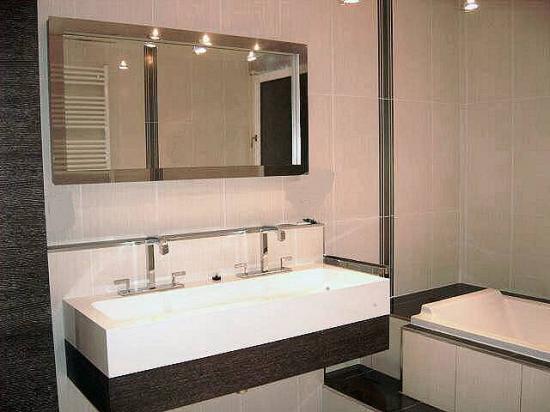 Salle de bain Wenge