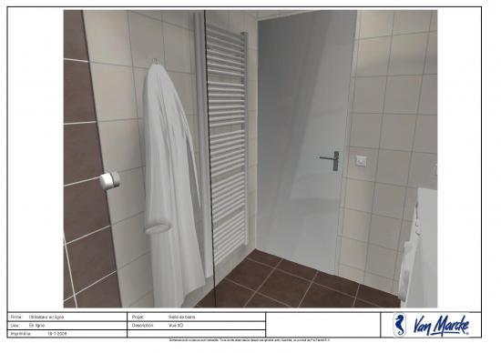 Salle de bains lanoux 11 for Simulation salle de bain 3d