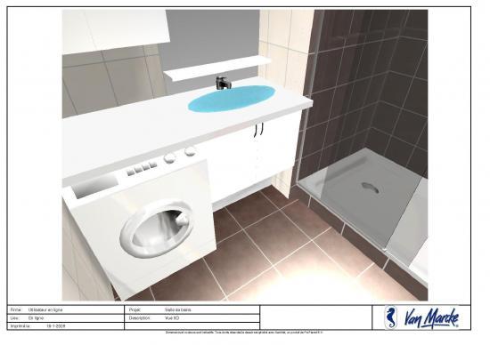 Simulation salle de bain 3d gratuit logiciel 3d salle de for Salle de bain 3d en ligne