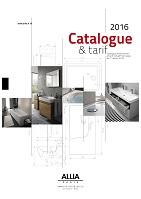 Allia France Catalogue tarifs Sanitaires  intéractif 2016