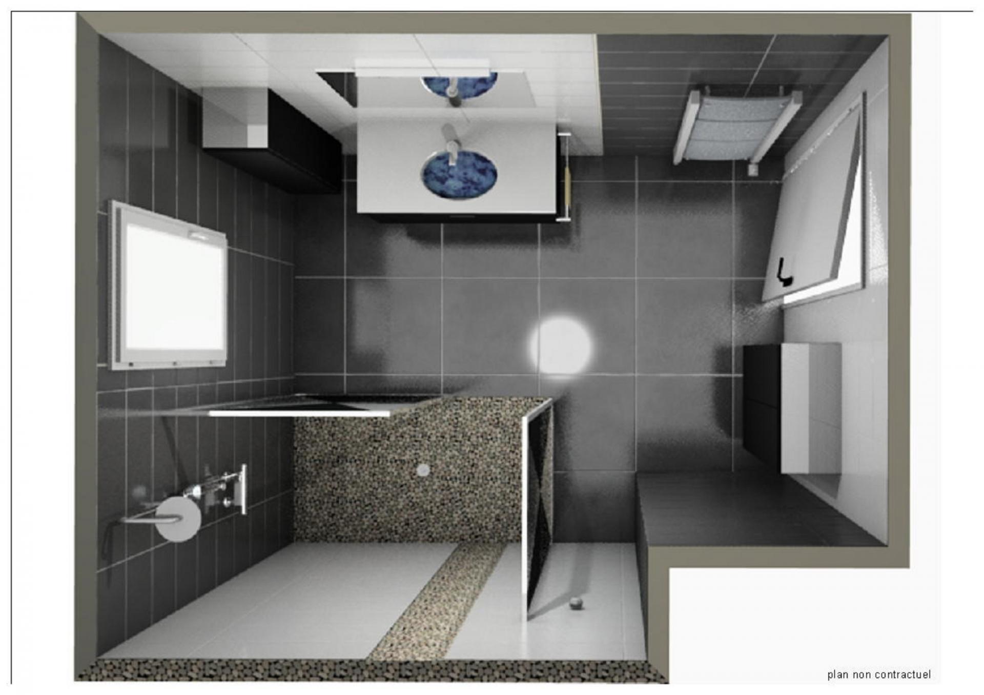 Simulation Plan Salle De Bain  Bright Shadow Online